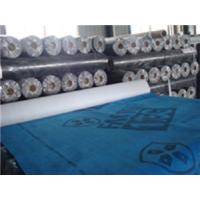 China waterproof breathable membrane protect the building durability100g/m2 on sale
