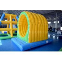 Inflatable Water Sport Park Tunnel / Swimming Pool Water Games Manufactures