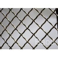Construction Mild Steel Crimped Wire Mesh For Making Barbecue Metal Grill Manufactures