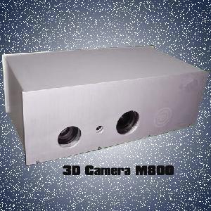 Laser Digital 3D Camera M800 Manufactures