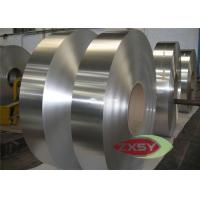 Aluminum Fin Straps Aluminium Strip For Cable And Multiple-unit Board / Commercial Freezer Manufactures