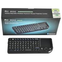 RII Mini Bluetooth Keyboard Elegance (RT-MWK02+) Manufactures
