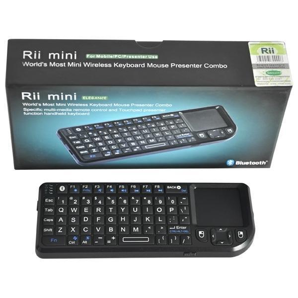 Quality RII Mini Bluetooth Keyboard Elegance (RT-MWK02+) for sale