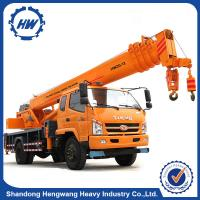 Factory Sale 12 Ton Truck Mounted Crane For Lifting 32M Manufactures