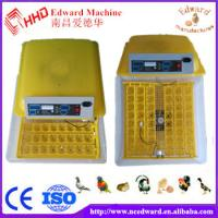 Newest EW-48A automatic high quality chicken incubator / mini egg incubator high hatching rate Manufactures