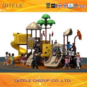 New Children Outdoor Playground Type Plastic Playground Material Children Garden Manufactures