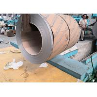 Cold Rolled Stainless Steel Sheet Coil BA Finish AISI Inter Paper Protection Manufactures