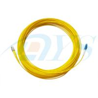 LC-FC Optical Fiber Patch Cord Singlemode Simplex for Telecommunications Manufactures