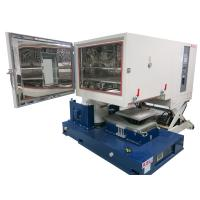 Vertical / Horizontal Environmental Shaker , Climatic Temperature Humidity Chamber Manufactures