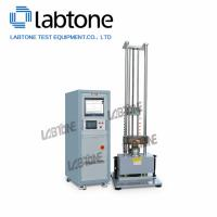 Table 20 X 25 Cm Mechanical Shock Test Equipment For 1500g@0.5ms Half Sine Test Manufactures
