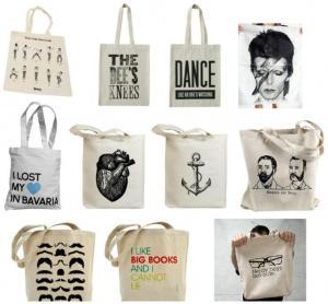 Shopping Fashion 8oz 100% Cotton Woman Grommet Handle Print Coated Nature Canvas Bag,Cotton Canvas Long Handle Shoulder Manufactures