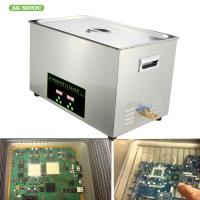 Automatic Ultrasonic Cleaning Equipment For Auto Ancillary Parts Medical Surgical Tools Manufactures