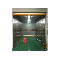 Anti-Static Class 1000 Cleanroom Air Shower Tunnel With 3 Directional Blowing Manufactures
