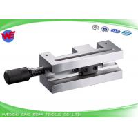 Jig Holder Clamps Fixture Wire EDM Parts Steel Vise CNC MAX 60 80 120 160 200mm Manufactures