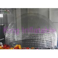 China Dome Custom Inflatable Bubble Tent , Overall Transparent Inflatable Yard Tent on sale