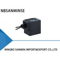 4V110E AC 5VA DC 2.8W Solenoid Valve Coil AC220V DC24V Lead Connection Type Manufactures