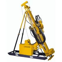 75KW Power High Performance UX1000 Underground Core Drill Rig  with NQ dirlling depth 760m Manufactures