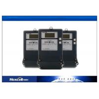 Electric Digital Kwh Energy Meter 3X220 / 380V 50Hz Register 3P3W / 3P4W Wiring Manufactures