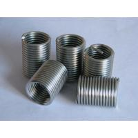 coil wire screw thread insert for plastic Manufactures