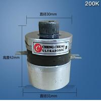 Light Weight High Power Ultrasonic Transducer 200K High Frequency Manufactures