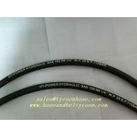 Hydraulics hose SAE J517 100R6 Manufactures
