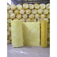 China Heat Insulation Glass Wool roll building materials on sale