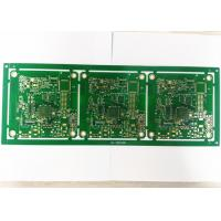 Rigid Power Supply Circuit Board Panel Customized Multilayer 2OZ Shengyi FR4 HASL Manufactures