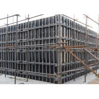 Durable scaffolding Concrete Wall Formwork with Working load 450kg ( max ) for engineering Manufactures