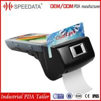 RS232 TT43 Smart IC Card Hand Held Rfid Reader Industrial 900mhz Manufactures