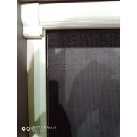 China Roll Up Mosquito Pollen Window Screen Retractable Window No Oder on sale
