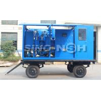NSH VFD Series Transformer Oil Filtration Machine 500MVA Substation Electrical Control System Manufactures