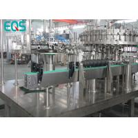 500ML Glass Bottle Liquor Carbonated Drink Filling Machine 10000 BPH DCGF 32-32-12 Manufactures