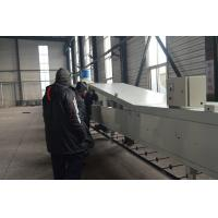 Automatic 110kw Roof Tile Roll Forming Machine With PLC Control System Manufactures