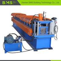 Building Material C Section Roll Forming Machine , Purlin Cold Roll Former Manufactures