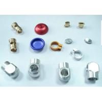 Customized CNC Machining Parts / Aluminum Precision Machined Milling Products for Electronic Manufactures