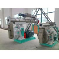 High Production Ring Die Feed Pellet Mill Equipment For Poultry Animals Farm Manufactures
