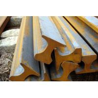 38 kg Standard heavy railway steel rail Manufactures