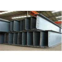 Structure ASTM A36 Carbon Steel H Beam S235JR For Building , Hot Rolled And Welded Manufactures