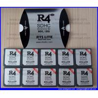 R4iSDHC RTS Lite (The silver) 2015 3ds game card,3DS Flash Card Manufactures