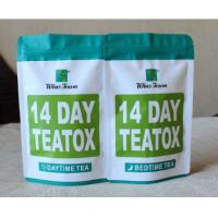 China Wholesale Slimming Tea Weight loss Herbal 14day Detox Slimming Detox Tea on sale