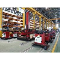 Land Wind Tower Steel Tube Tower Robust Structure Welding Column Boom With Trolley Manufactures