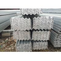 China Galvanized Q345 Steel Angle Carbon Steel Angle Bar 20# For Structural Beam on sale