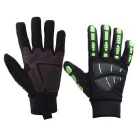 Custom Mechanical Work Gloves Working Safety Gloves Mechanic Glove Manufactures
