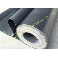 Epdm Rubber Roofing Foundation Waterproofing Membrane 1.2 Mm / 1.5 Mm / 2.0 Mm Thick Manufactures