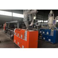 Plastic 3d Printer Filament Extrusion Line , Single Screw Filament Making Machine Manufactures