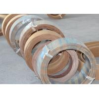 Overhead Crane Brake Roll Lining High Tenacity With Brass Wire Inside Manufactures