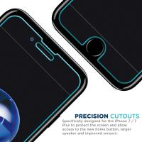 OEM/ODM Smartphone Glass Screen Protector Round / Curved Edge / Flat Cutting Manufactures