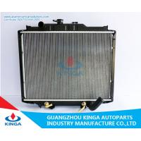 Auto Engine Cooling Mitsubishi Radiator For Delica 1986 - 1999 , OEM No MB356378 Manufactures