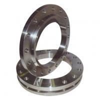 Buy cheap OEM Forging Pipe Fittings Forged Steel Standard Slip-on Flange from wholesalers