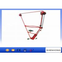 SFD1A Overhead Line Bicycles for Single Conductor to install accessories and Inspection Manufactures